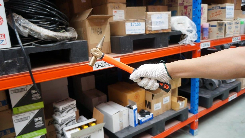 ค้อน Testing hammer Non-sparking tool
