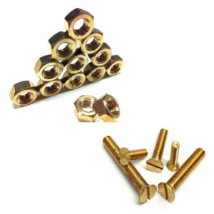 Bolt nut screw