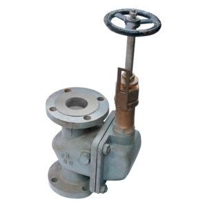 Storm valve