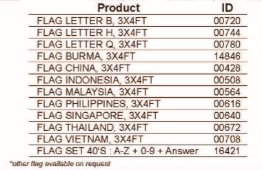 Set of 6 Key Clip Made in U.S.A